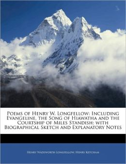 Poems Of Henry W. Longfellow