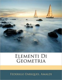 Elementi Di Geometria