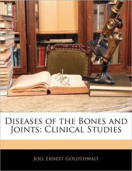 Diseases Of The Bones And Joints