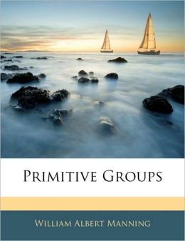 Primitive Groups