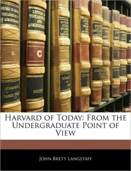 Harvard Of Today