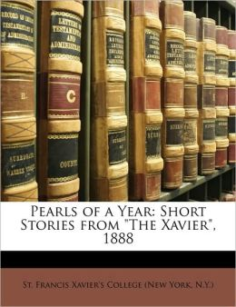 Pearls of a Year: Short Stories from