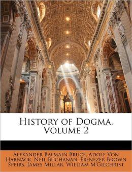 History of Dogma, Volume 2