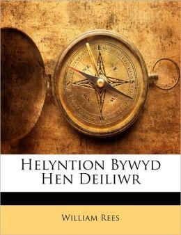 Helyntion Bywyd Hen Deiliwr