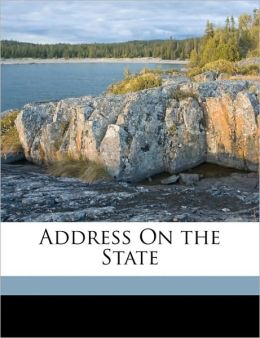 Address on the State