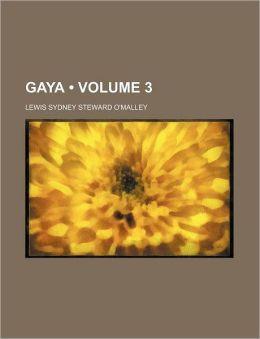 Gaya (Volume 3)