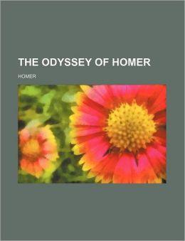 The Odyssey of Homer (Volume 22)