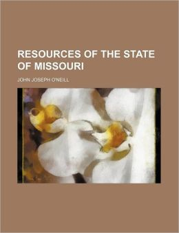 Resources of the State of Missouri