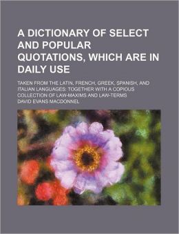 New Dictionary Of Quotations From The Greek Latin And Modern/page/4
