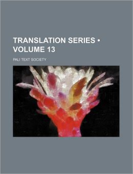 Translation Series (Volume 13)