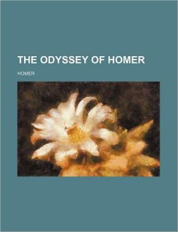 The Odyssey of Homer (Volume 1)