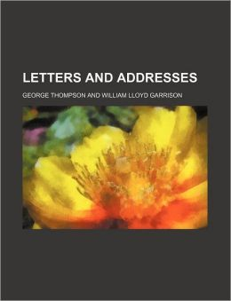 Letters and Addresses