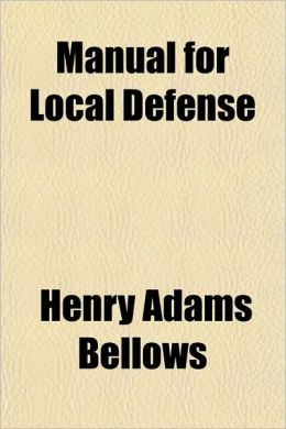 Manual for Local Defense