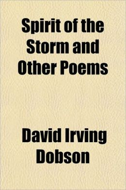Spirit of the Storm and Other Poems