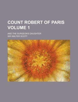 Count Robert Of Paris (Volume 2)