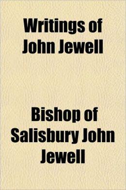 Writings of John Jewell