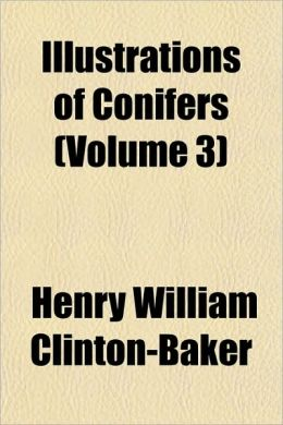 Illustrations of Conifers (Volume 3)