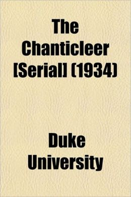 The Chanticleer [Serial] (1934)
