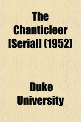 The Chanticleer [Serial] (1952)