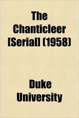 The Chanticleer [Serial] (1958)