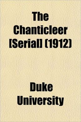 The Chanticleer [Serial] (1912)