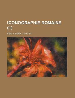 Iconographie Romaine (1)