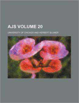 Ajs Volume 20