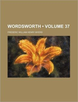 Wordsworth (Volume 37)