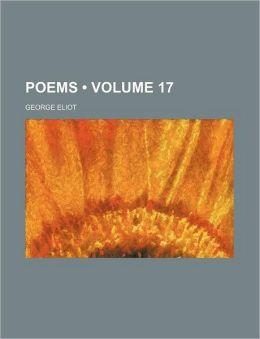 Poems (Volume 17)