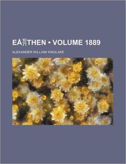 E Then Volume 1889