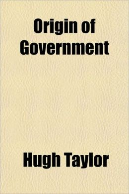 Origin of Government