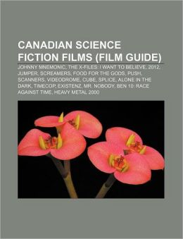 Canadian Science Fiction Films (Study Guide)