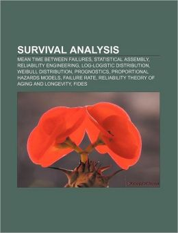 Survival Analysis: Mean Time Between Failures, Statistical Assembly, Reliability Engineering, Log-Logistic Distribution, Weibull Distribu