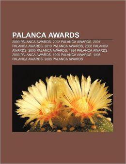 Palanca Awards: 2009 Palanca Awards, 2002 Palanca Awards, 2001 Palanca Awards, 2010 Palanca Awards, 2006 Palanca Awards, 2000 Palanca Awards