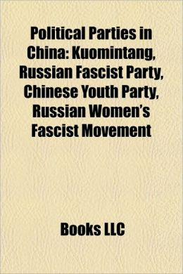 Political Parties in China: Kuomintang