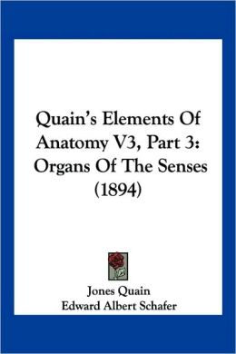 Quain's Elements Of Anatomy V3, Part 3