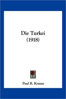 Die Turkei (1918)