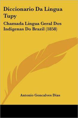 Diccionario Da Lingua Tupy