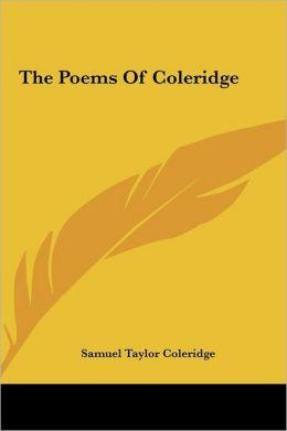 The Poems of Coleridge