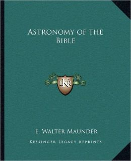 Astronomy of the Bible
