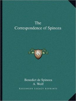 The Correspondence of Spinoza