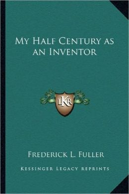 My Half Century as an Inventor