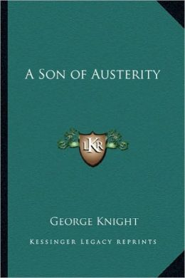 A Son of Austerity