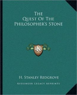 The Quest Of The Philosopher's Stone