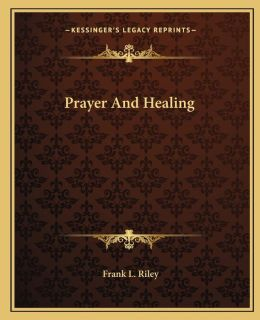 Prayer And Healing