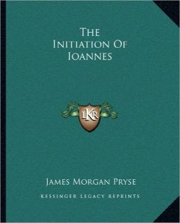 The Initiation Of Ioannes