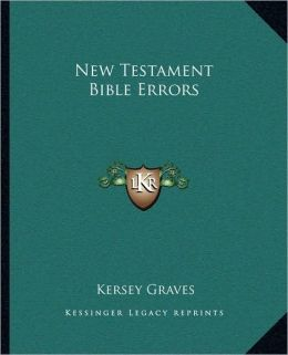 New Testament Bible Errors
