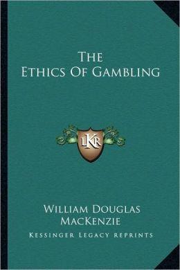 The Ethics Of Gambling