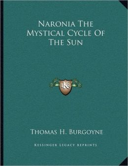 Naronia The Mystical Cycle Of The Sun