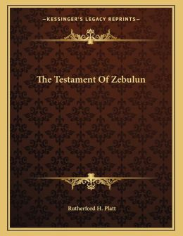 The Testament Of Zebulun
